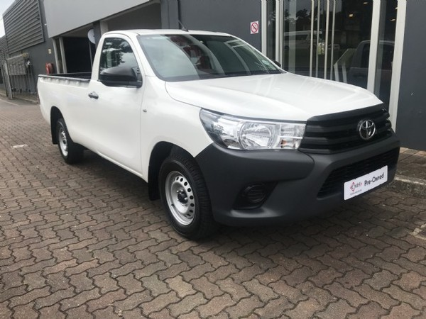 2020 Toyota Hilux 2.0 VVTi AC SC CC Kwazulu Natal Pietermaritzburg_0