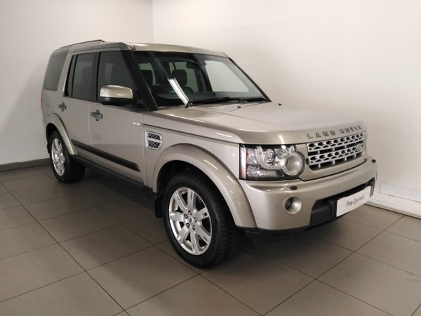 2011 Land Rover Discovery 4 3.0 Tdv6 Se  Gauteng Midrand_0