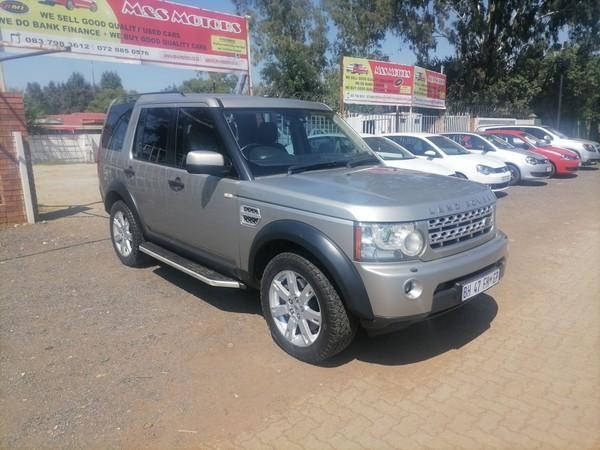 2011 Land Rover Discovery 4 3.0 Tdv6 S  Gauteng Soweto_0