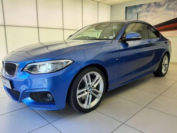 2017 BMW 2 Series 220d Coupe M Sport Auto Western Cape Somerset West_0