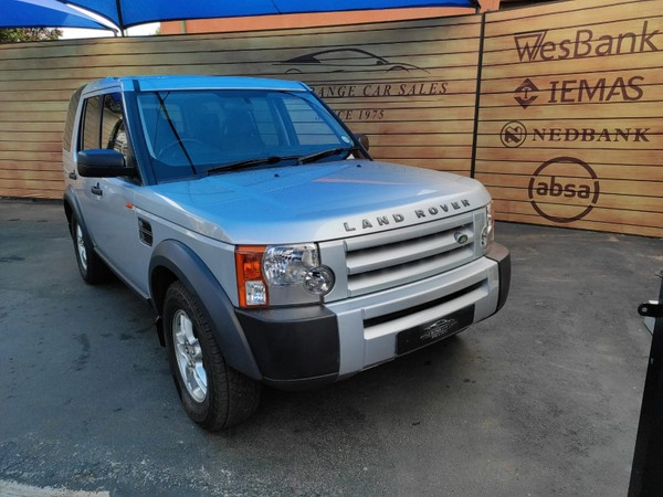 2006 Land Rover Discovery 3 Td V6 S At  Gauteng Rosettenville_0