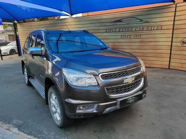 2013 Chevrolet Trailblazer 2.5 Lt  Gauteng Rosettenville_0
