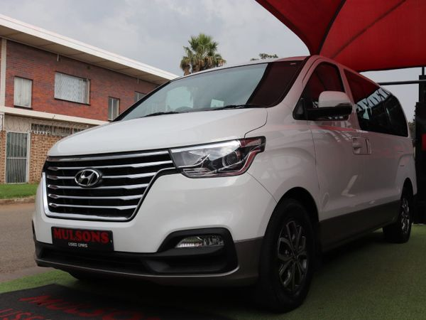 2019 Hyundai H-1 2.5 CRDi Elite Auto 12-Seater Gauteng Boksburg_0