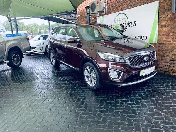 2017 Kia Sorento 2.2D AWD Auto 7-Seat EX Gauteng Centurion_0