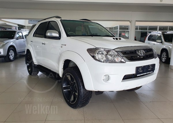 2008 Toyota Fortuner 3.0d-4d 4x4  Free State Welkom_0