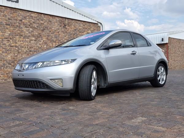 2009 Honda Civic 1.8i-vtec Vxi 5dr  Gauteng Kempton Park_0