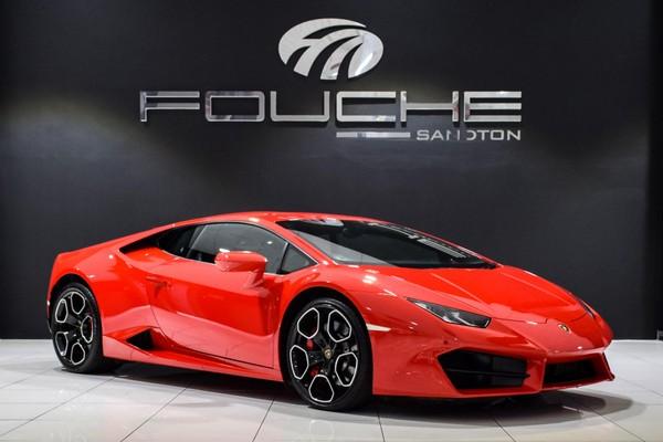 2015 Lamborghini Huracan LP580-2 Gauteng Sandton_0
