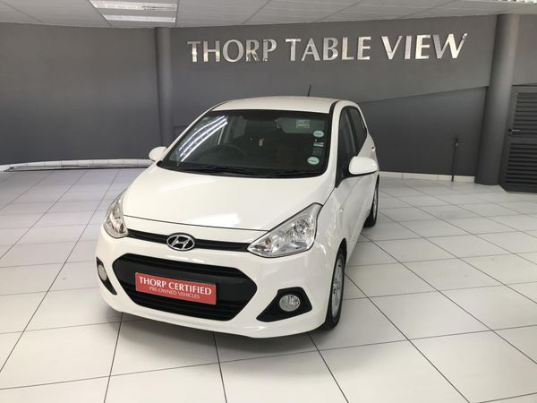2016 Hyundai Grand i10 1.25 Motion Western Cape Table View_0