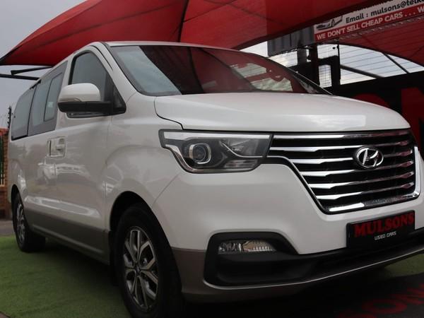2019 Hyundai H-1 2.5 CRDI Wagon Auto Gauteng Boksburg_0