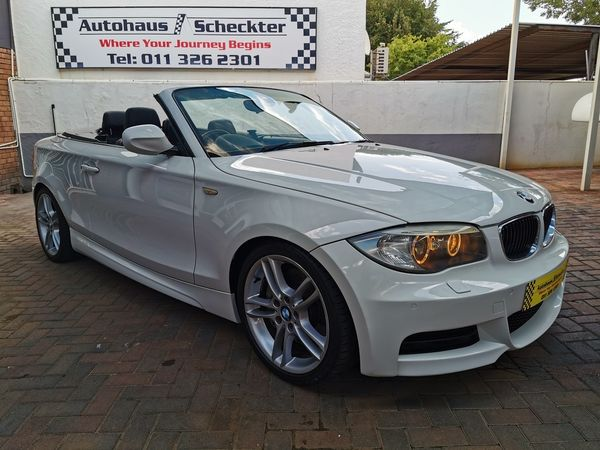 2012 BMW 1 Series 135i Convert Sport At  Gauteng Randburg_0