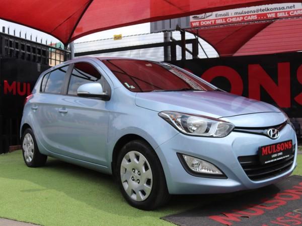 2014 Hyundai i20 1.4 Fluid  Gauteng Boksburg_0