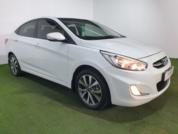 2017 Hyundai Accent 1.6 Gls  Gauteng Alberton_0