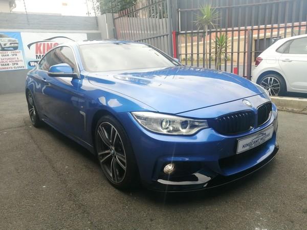 2014 BMW 4 Series BMW 4 Series 420i Gran Coupe Sports-Auto Gauteng Johannesburg_0