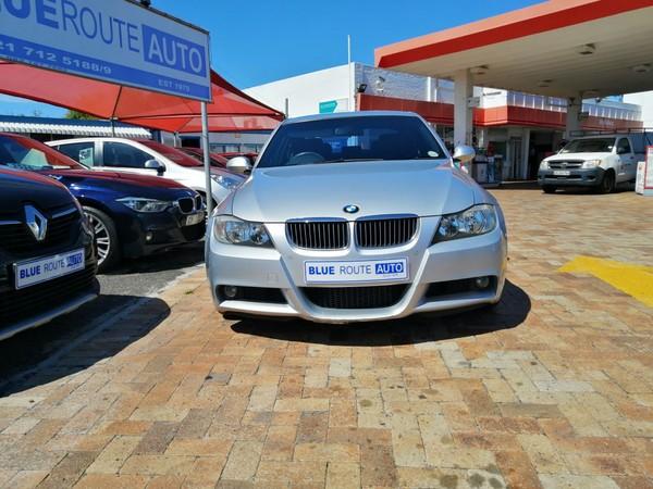 2007 BMW 3 Series 325i Sport At e90  Western Cape Cape Town_0