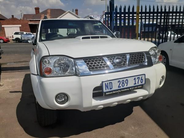 2019 Nissan NP300 2.5 TDi Rogue Double Cabe Bakkie Gauteng Johannesburg_0
