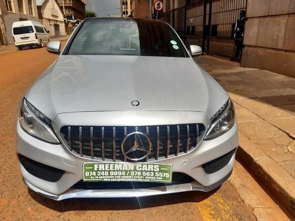 2016 Mercedes-Benz C-Class 2.0  Gauteng Johannesburg_0