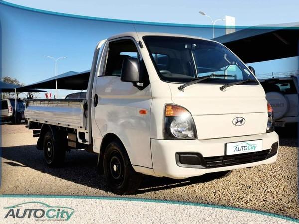 2013 Hyundai H100 Bakkie 2.6d Fc Ds  Western Cape Bellville_0