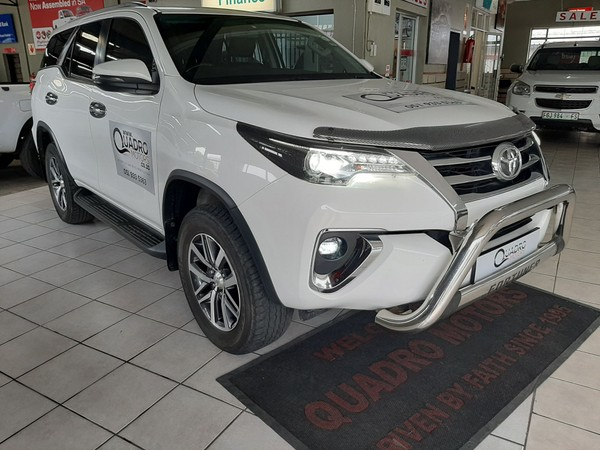 2018 Toyota Fortuner 2.8GD-6 RB Auto Free State Ficksburg_0