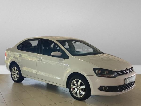2014 Volkswagen Polo 1.6 Comfortline  Gauteng Sandton_0
