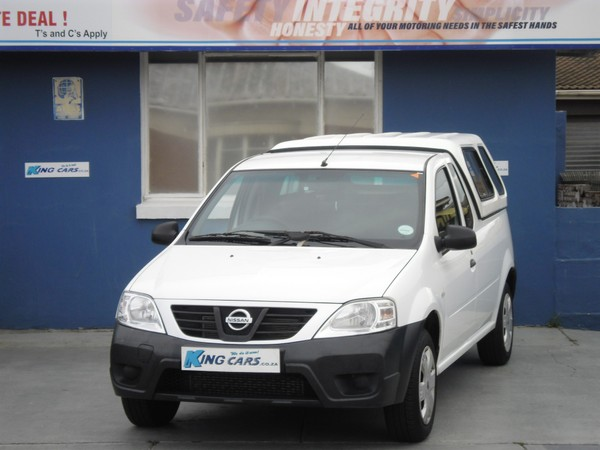 2015 Nissan NP200 1.5 Dci  Ac Safety Pack Pu Sc  Eastern Cape Port Elizabeth_0