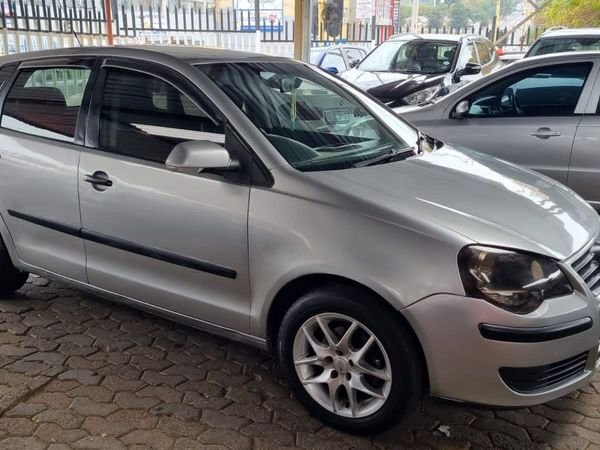 2009 Volkswagen Polo 1.4 Trendline  Gauteng Jeppestown_0