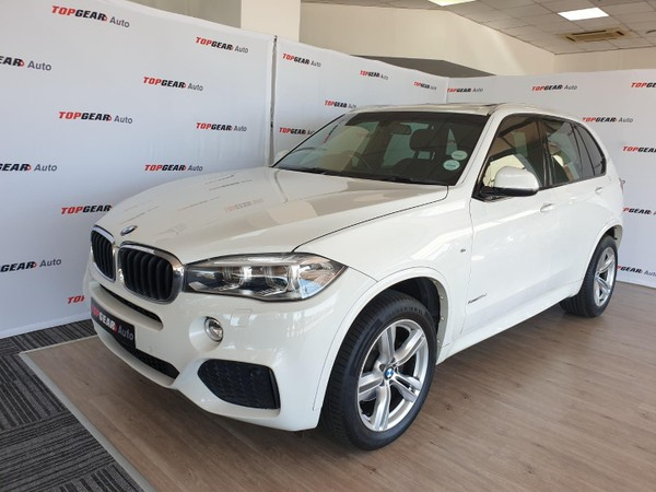 2014 BMW X5 xDRIVE30d M-Sport Auto Gauteng Bryanston_0