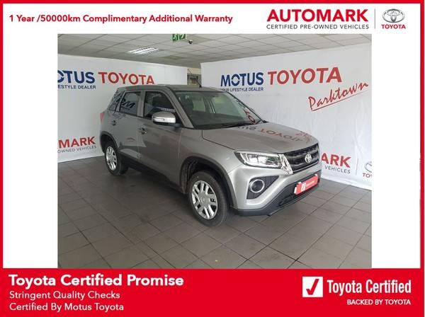 2021 Toyota Urban Cruiser 1.5 Xi Gauteng Johannesburg_0