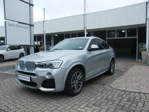 2016 BMW X4 xDRIVE30d M Sport Western Cape George_0
