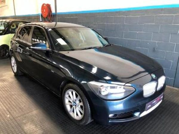 2012 BMW 1 Series 116i 5dr At f20  Western Cape Cape Town_0