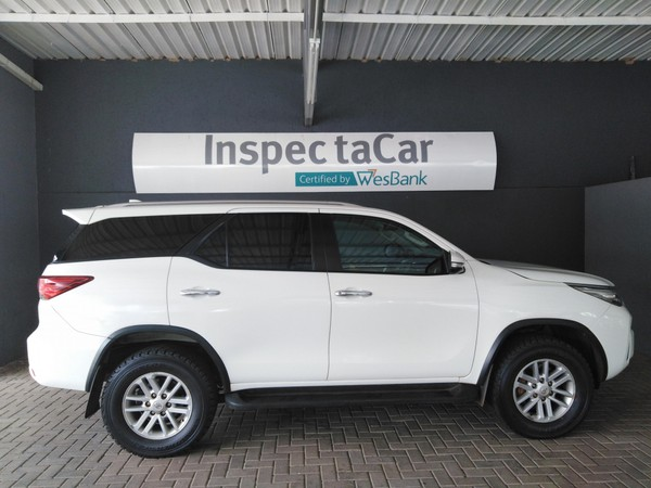 2016 Toyota Fortuner 2.8 GD-6 4x4 Auto Limpopo Polokwane_0