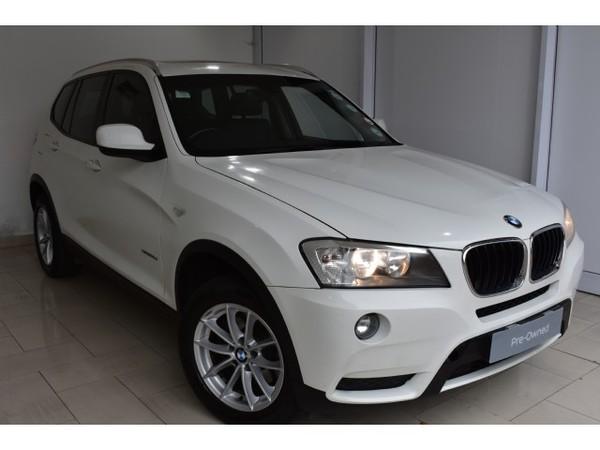 2014 BMW X3 xDRIVE20d Auto Western Cape Cape Town_0