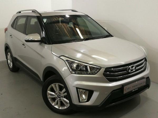 2017 Hyundai Creta 1.6D Executive Auto Western Cape Cape Town_0