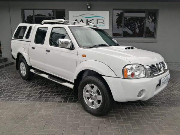 2016 Nissan NP300 2.5 TDI k11k42 Bakkie Double cab Eastern Cape Port Elizabeth_0