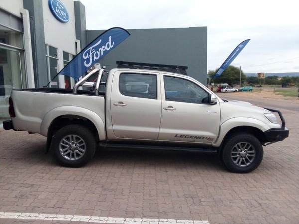 2015 Toyota Hilux 3.0 D-4D LEGEND 45 4X4 Auto Double Cab Bakkie Limpopo Nylstroom_0