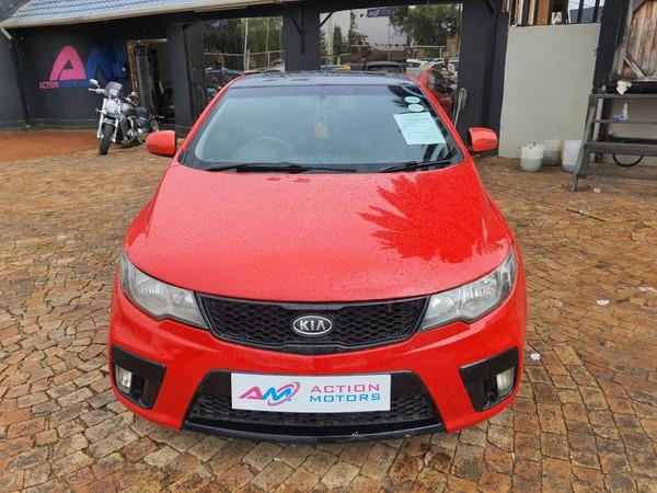 2012 Kia Cerato 2.0 Koup At  Gauteng Lenasia_0