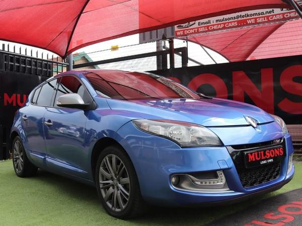 2012 Renault Megane 1.4tce Gt- Line 5dr  Gauteng Boksburg_0