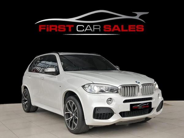 2015 BMW X5 M50d Gauteng Johannesburg_0