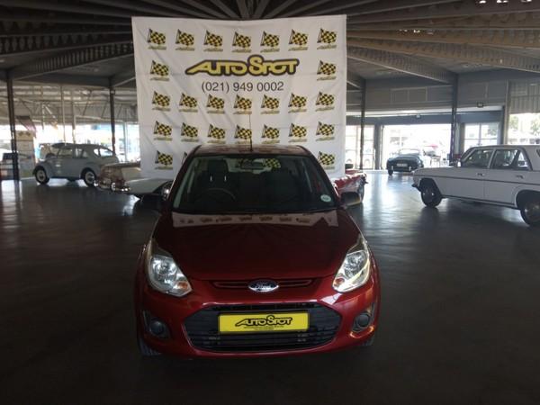 2014 Ford Figo 1.4 Ambiente  Western Cape Bellville_0