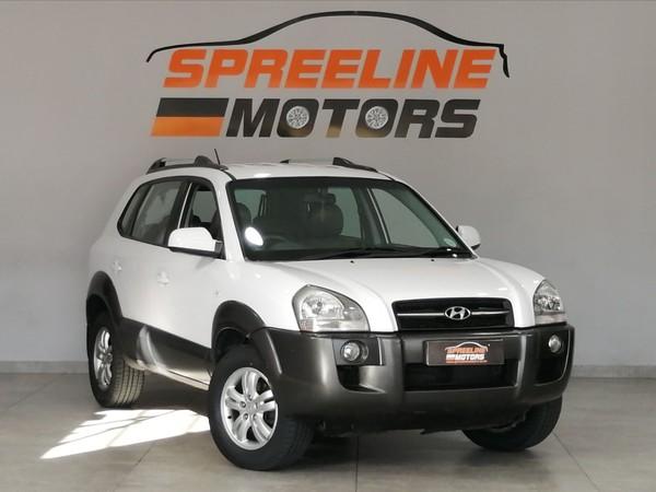 2008 Hyundai Tucson 2.0 Gls  Western Cape Cape Town_0
