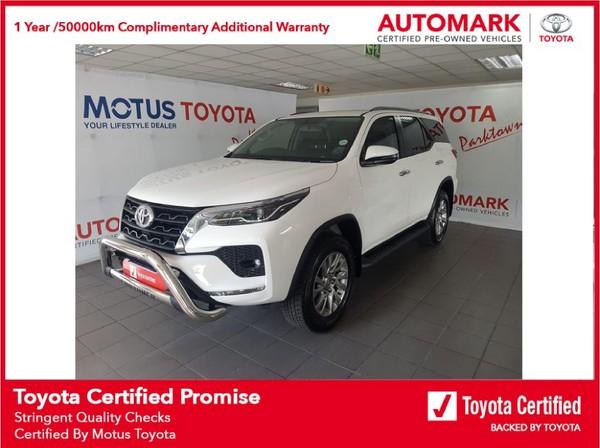 2021 Toyota Fortuner 2.8GD-6 4x4 Auto Gauteng Johannesburg_0
