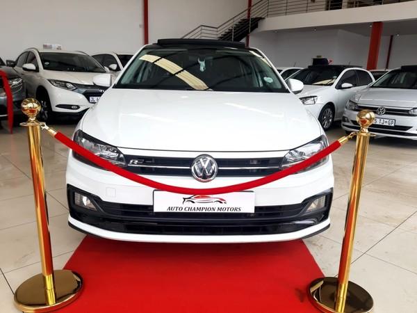 2020 Volkswagen Polo GP 1.0 TSI R-LINE DSG Gauteng Johannesburg_0
