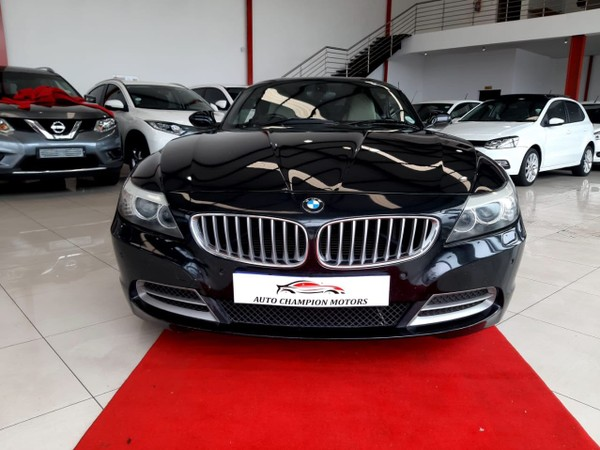 2010 BMW Z4 Sdrive35i Design At  Gauteng Johannesburg_0