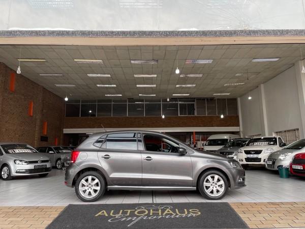 2013 Volkswagen Polo 1.4 Comfortline 5dr  Gauteng Benoni_0
