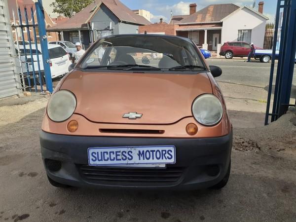 2005 Chevrolet Spark 5dr  Gauteng Johannesburg_0
