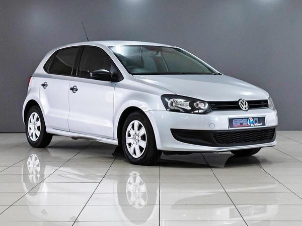 2014 Volkswagen Polo 1.6 Trendline 5dr  Gauteng Nigel_0