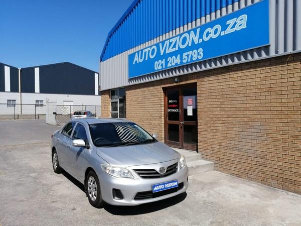 2013 Toyota Corolla 1.6 Professional  Western Cape Brackenfell_0