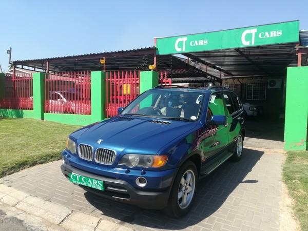 2001 BMW X5 4.4 At  Gauteng Kempton Park_0