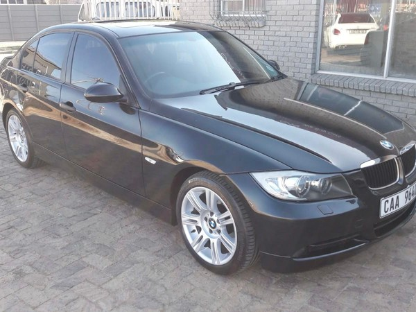 2006 BMW 3 Series 320i Exclusive At e90  Western Cape Plumstead_0