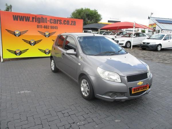 2009 Chevrolet Aveo 1.6 L 5dr  Gauteng North Riding_0