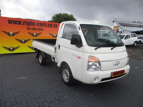 2011 Hyundai H100 Bakkie 2.6i D Fc Ds  Gauteng North Riding_0